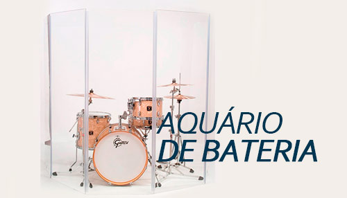 Aquário de Bateria